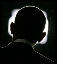 obama back of head