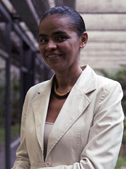 Marina Silva (Andre Vieira for NYTimes)