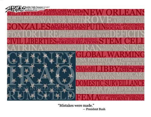 Bush Flag
