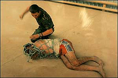 CACI defense contractor abu ghraib