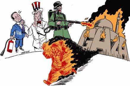israel-gaza-flamethrower