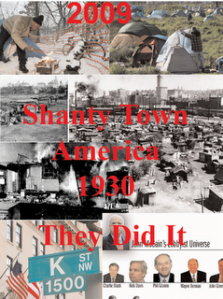 shanty town USA
