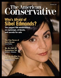 sibel edmonds TAC Cover