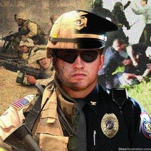 cop soldiers