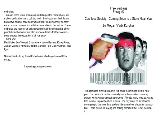 essay 7 flyer front and back