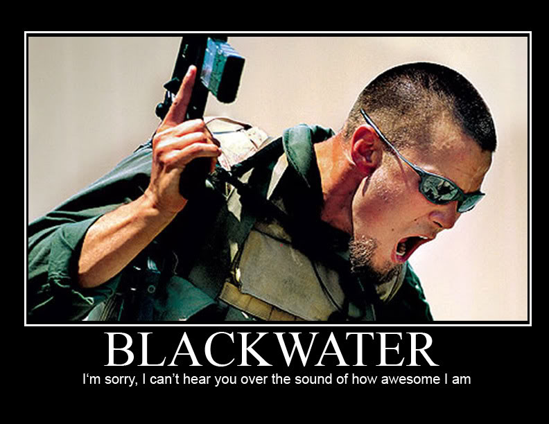 Cia Gives Blackwater Firm New 100 Million Contract Coto