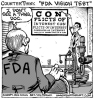 FDA System Approves Nonexistent Product from Nonexistent Company for Human Testing