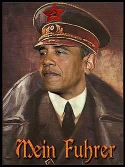 Obama Fuhrer
