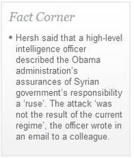 hersh obama syria