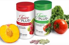 Juice Plus+® provides the nutritional essence of 17 different fruits, vegetables and grains in a convenient capsule form. Contact me for details.