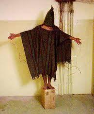 Abu Ghraib cross